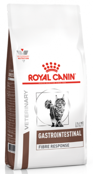 Royal Canin Gastrointestinal Fibre Response Cat 0.4 kg