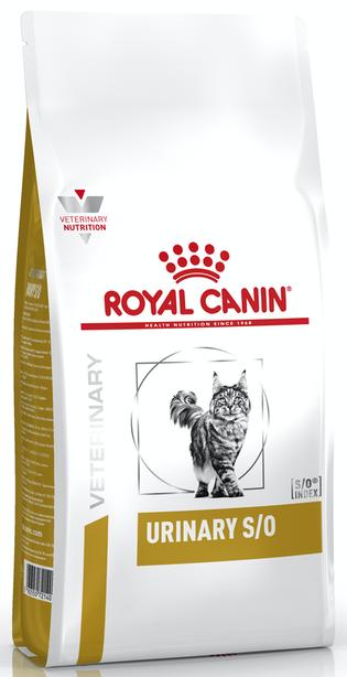 Royal Canin Urinary S/O Cat 3.5 kg + konteiners DĀVANĀ!