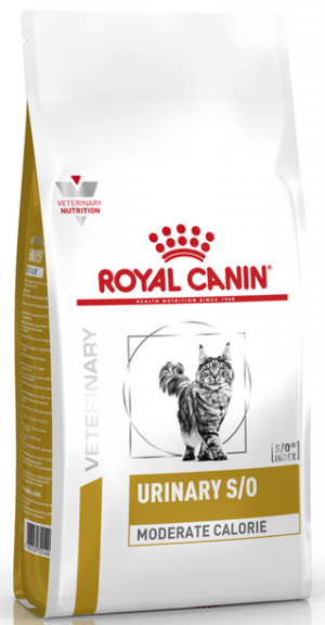 Royal Canin Urinary S/O Moderate Calorie Cat 0.4 kg