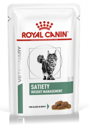 Royal Canin Satiety Weight Management Wet, Cat 85g x 12gab
