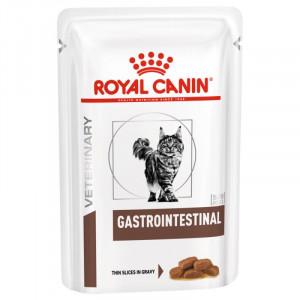 Royal Canin Gastro Intestinal Moderate Calorie Wet, Cat 85g x 12gab