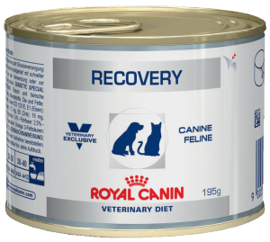 Royal Canin Recovery Wet Cat/Dog 0.195 kg
