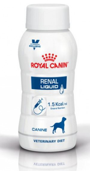 Royal Canin Renal Dog Liquid 0.6 kg