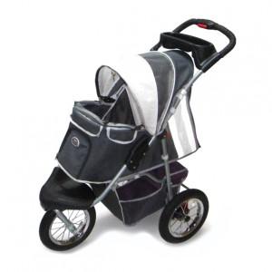 Innopet Buggy Comfort Dark grey/light grey  Gaiši pelēki ratiņi