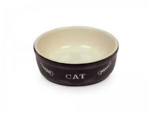 Nobby Cat - keramiskā bļoda Ø13,5 X 5 cm