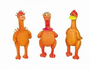 Nobby lateksa rotaļlieta suņiem Cool Chicken
