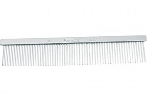 Show Tech Spratts Combination Comb For Dogs