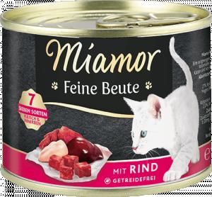MIAMOR Feine Beute Rind 12x185g