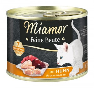 MIAMOR Feine Beute Huhn 185g