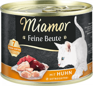 MIAMOR Feine Beute Huhn 12x185g