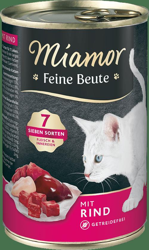 MIAMOR Feine Beute Rind 12x400g