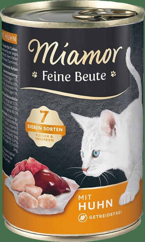 MIAMOR Feine Beute Huhn 12x400g