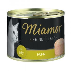 Miamor Feine Fillets Huhn 12x185g