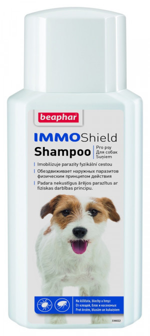 Beaphar IMMO SHIELD Shampoo Dog 200ml