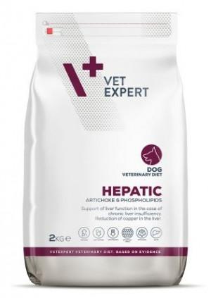 4T Veterinary Diet Hepatic Dog 12kg