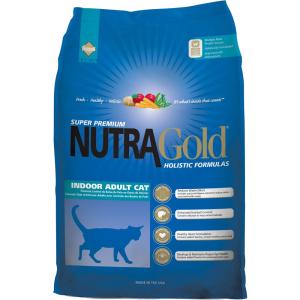 Nutra Gold Holistic Indoor Adult Cat 7,5 kg