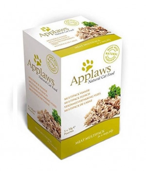 Applaws Cat Meat Multipack 5x50g