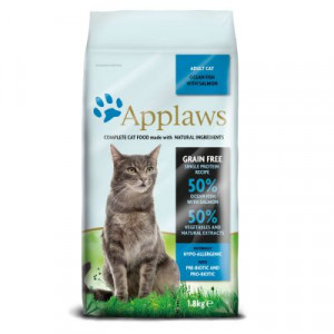 Applaws Cat Adult Ocean Fish with Salmon 1.8kg