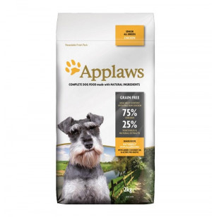Applaws Adult Dog Chicken Senior 2kg