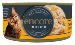 Encore Cat Chicken Breast 70g