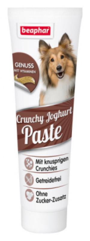 Beaphar Crunchy Yoghurt Paste Dog 100g