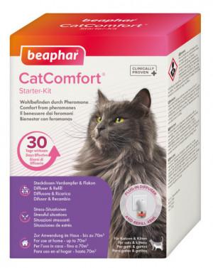 Beaphar CatComfort Starta komplekts ar feromoniem kaķiem un kaķēniem