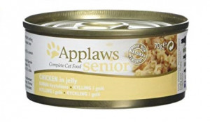 Applaws Senior Cat Chicken in Jelly 70g