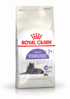 Royal Canin FHN STERILISED +7  10kg