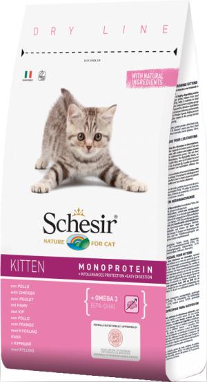 Schesir Dry Kitten 10kg