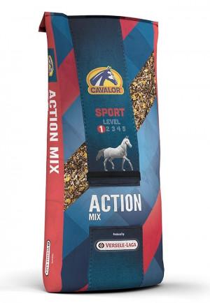 CAVALOR Zirgu Barība Action Mix 20kg
