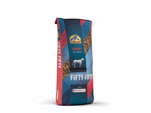CAVALOR Zirgu Barība Fifty-Fifty 20kg