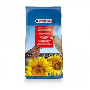 Prestige Striped Sunflowers - saulespuķu sēklas āra putniem 600g