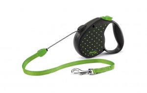 Flexi Color M 5m zaļa (virve)