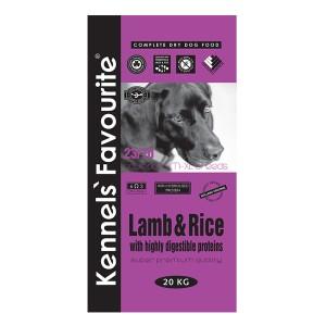 Favourite Lamb&Rice 20kg